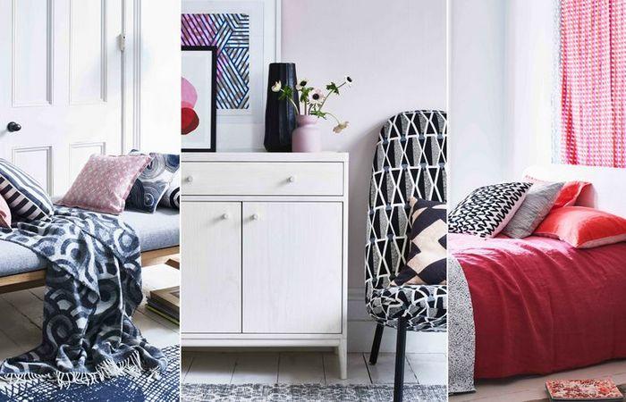Шаблонные паттерны - хорошее дизайнерское решение интерьера дома.