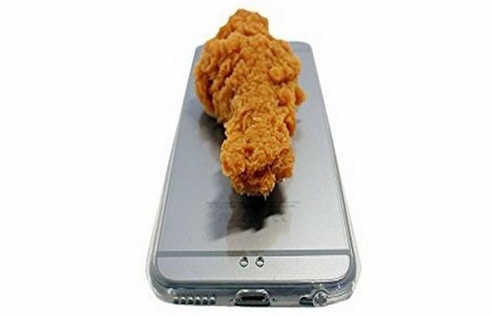 Чехол для телефона: «Жареная курица».