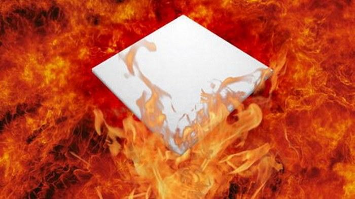 И в огне не горит!