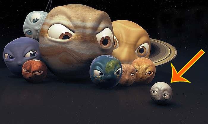 7 малоизвестных фактов о Плутоне, о которых не рассказывали на уроках астрономии.