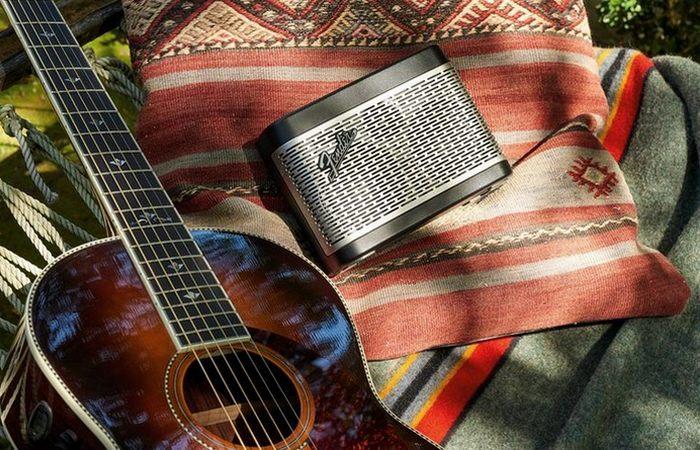Fender Bluetooth - портативный динамик.