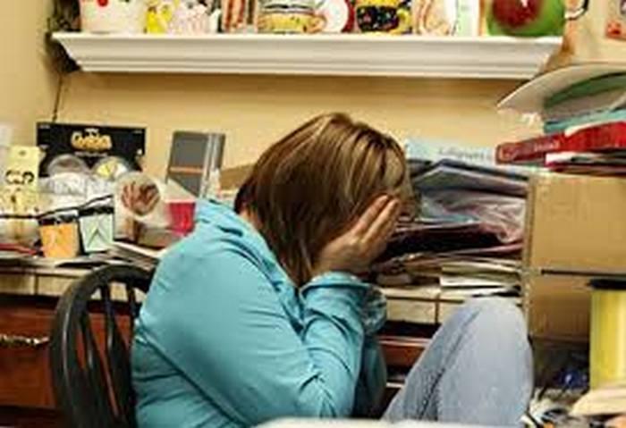 Беспорядок в доме как психологическая проблема.