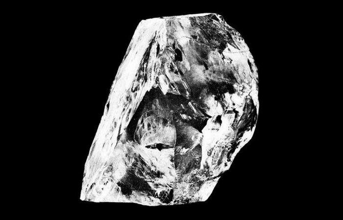 Забавная посылочка: алмаз Куллинан.