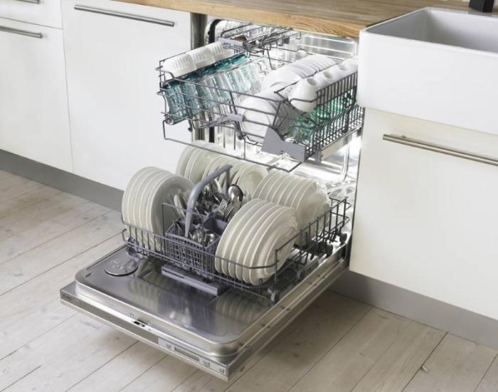 Посудомоечная машина - мечта хозяйки.