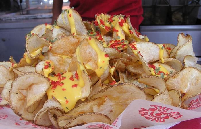 Ушлые маркетологи: чипсы - настоящая здоровая пища.