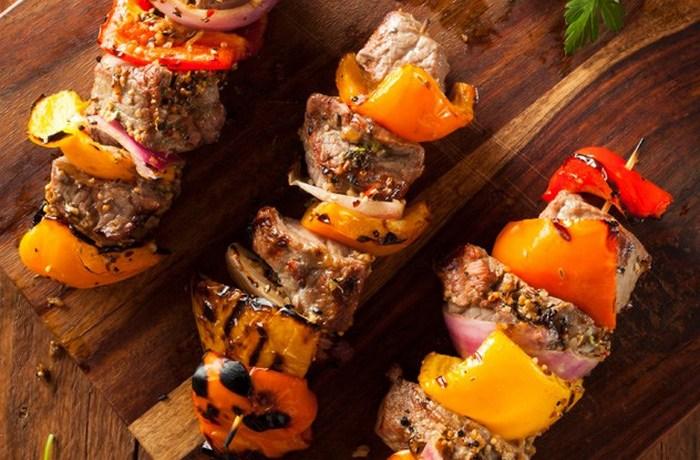 Шашлык - древнейшее блюдо.