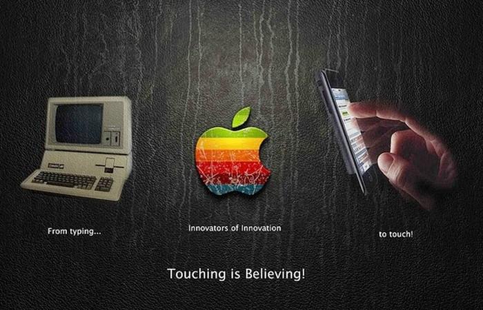 Apple: «превосходное качество»... РЕКЛАМЫ!!!