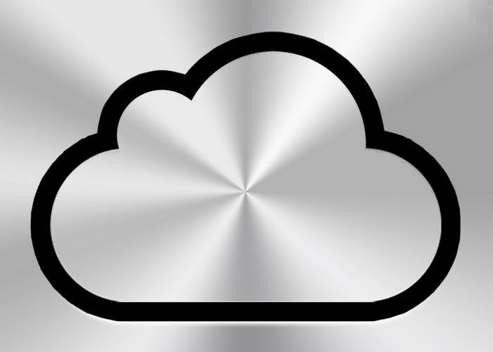 «Облако» от Apple.