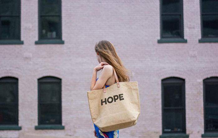 Холщовая сумка - прекрасный подарок.