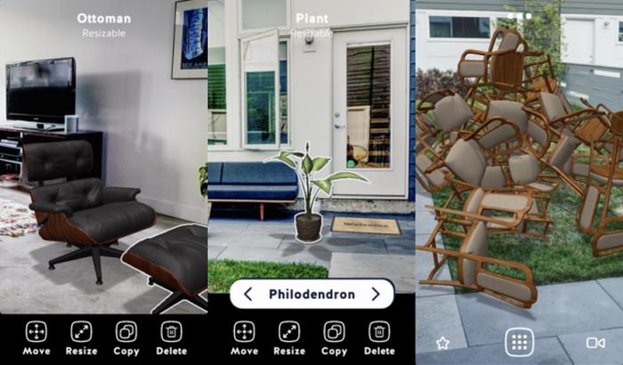 Housecraft - одно из лучших приложений с дополненной реальностью.