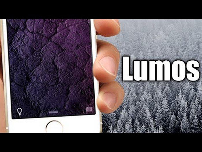 Lumos - приложение, которое позволяет увидеть свой дом со стороны.