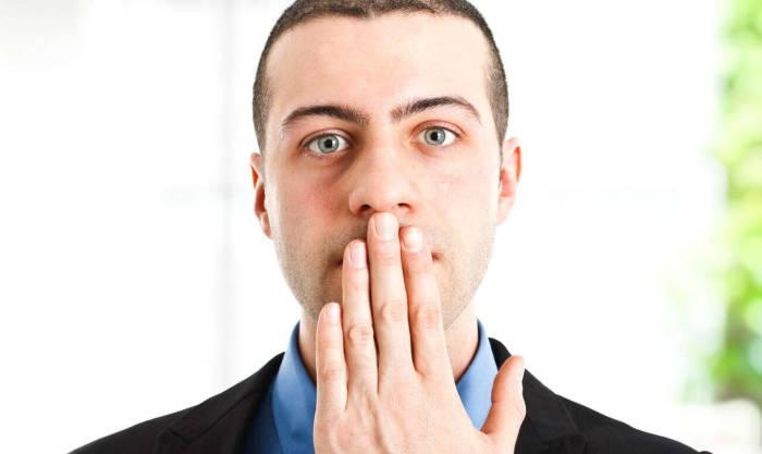 против запаха изо рта