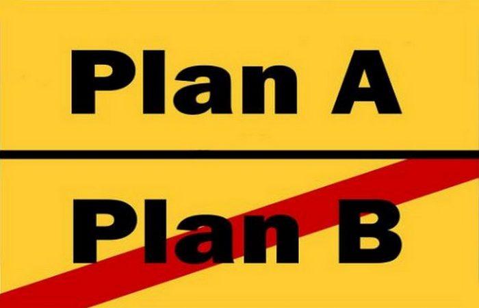 Отсутствие планов на случай непредвиденных обстоятельств.