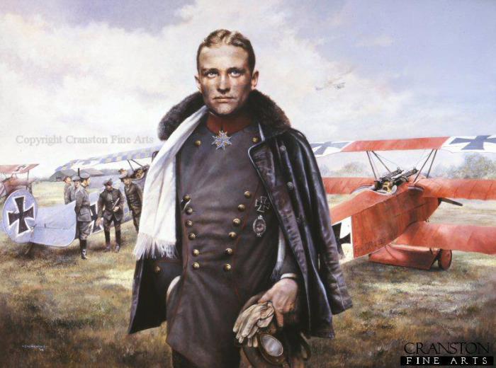 Манфред Альбрехт барон фон Рихтгофен.