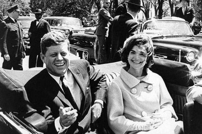 Джон Кеннеди в день смерти.