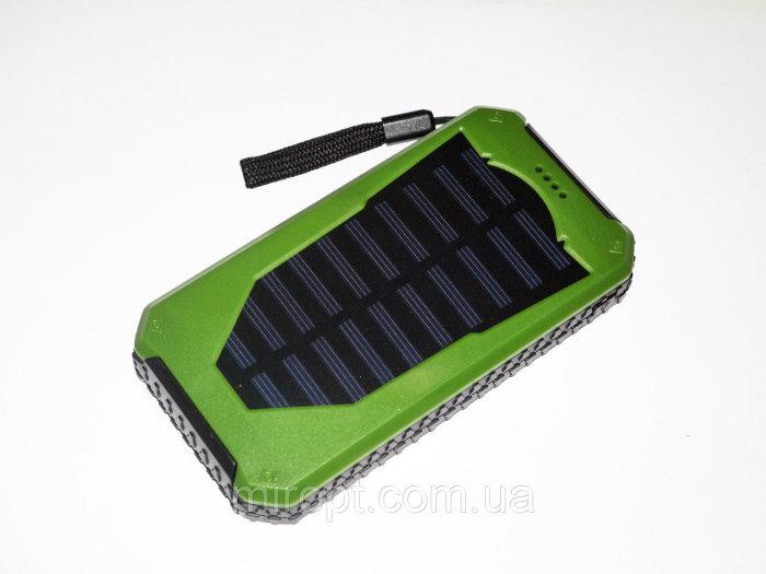 Солнечное зарядное устройство.