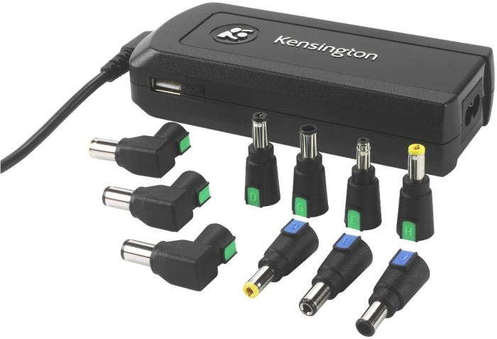 Kensington Power Adapter - очень удобно в дороге.