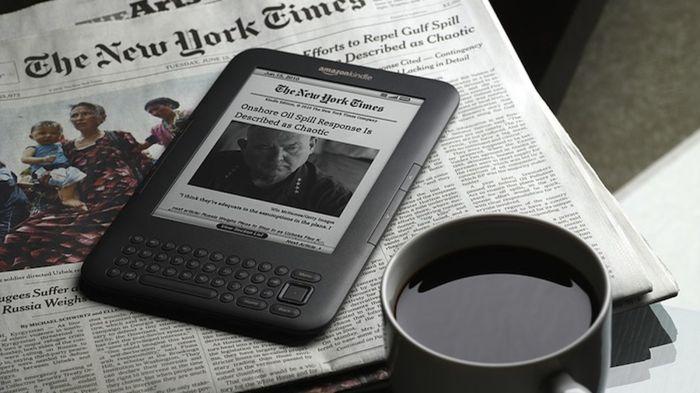 Amazon Kindle - проверено временем!