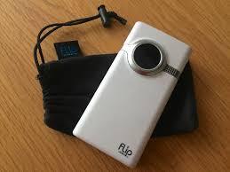 Flip Mino - самая простая в мире камера.