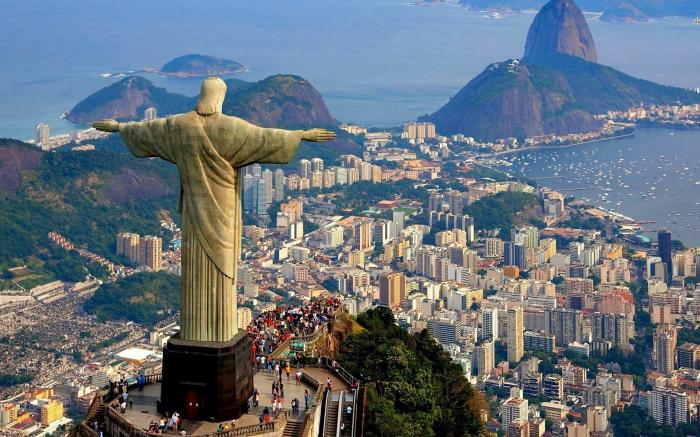 Рио де Жанейро - не лучший выбор для безопасных путешествий.