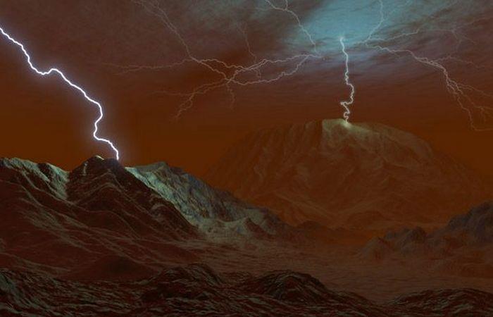Интересный факт: дождь не уникален для Земли. Дождь на Венере.