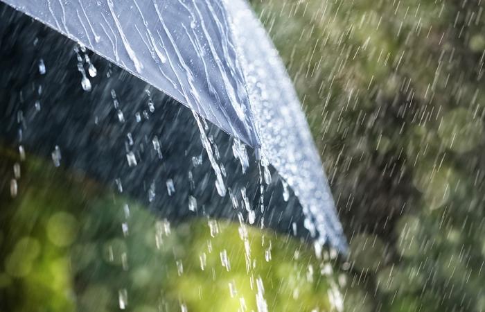 Дождь, дождь, дождь...