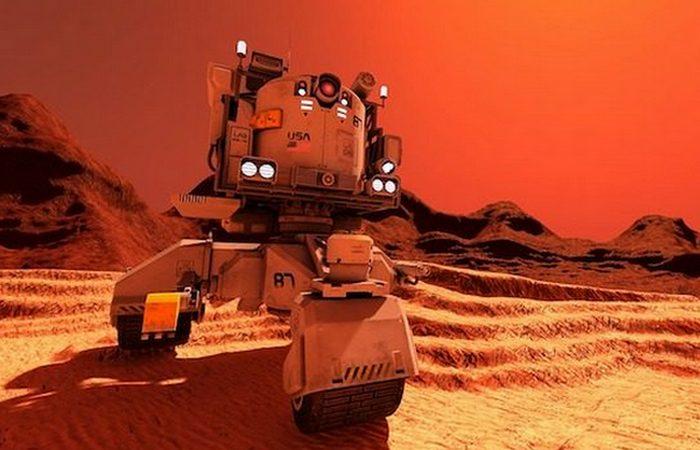 Можно ли жить на Марсе?