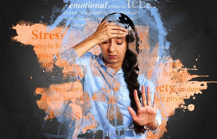 Хронический стресс - это сердечный приступ и инсульт.