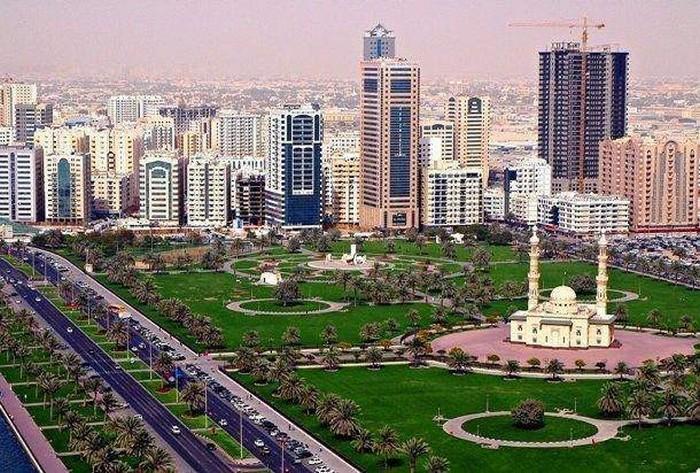Абу Даби - солнце круглый год.