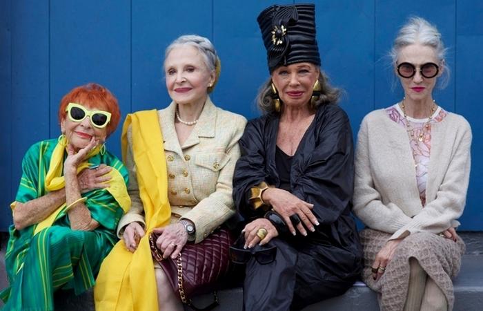 Мода из прошлого, модное прошлое...