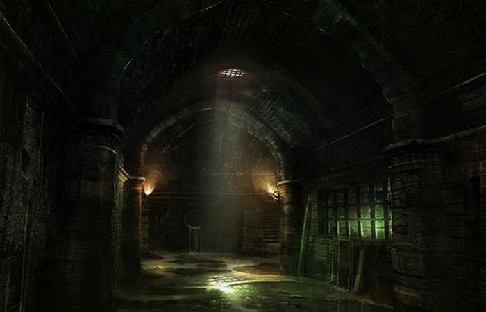 Секретные комнаты современных подземелий.
