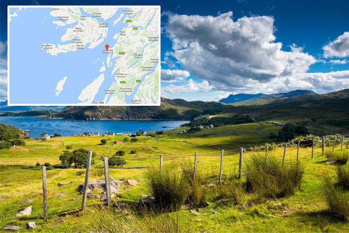 Исдейл - очарование Шотландии.
