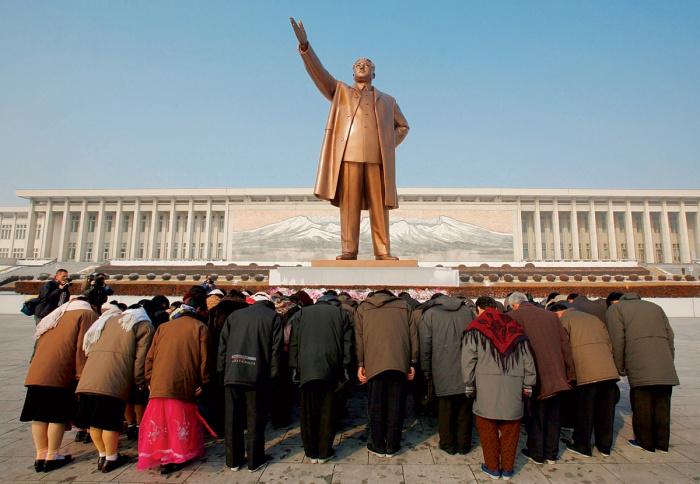 Северная Корея: когда въехать проще, чем выехать.