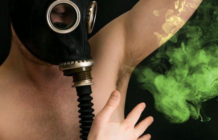 Месяц без душа: появится плохой запах.