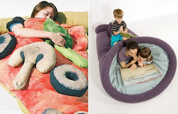 Самые необычные спальные мешки
