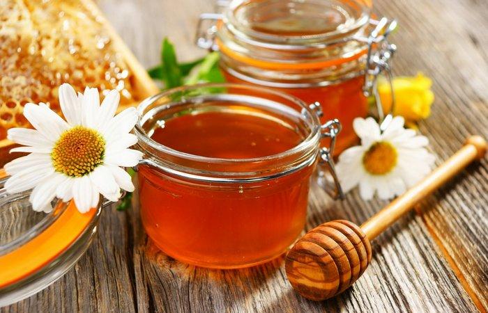 Поможет похудеть: мед.