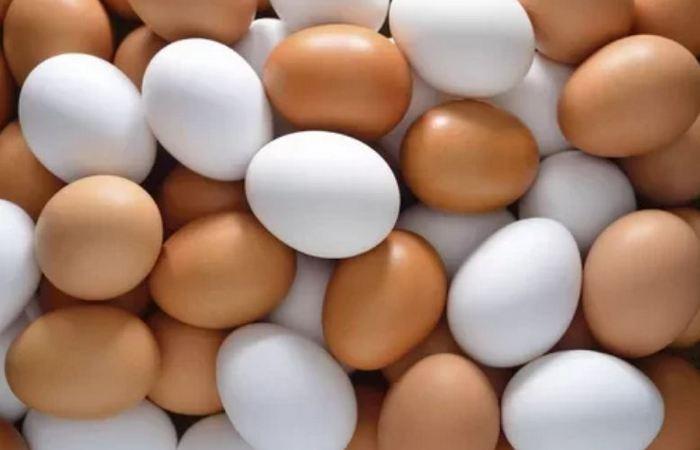 Поможет похудеть: яйца.