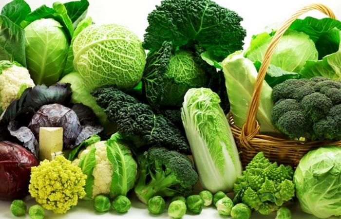 Поможет похудеть: капуста.