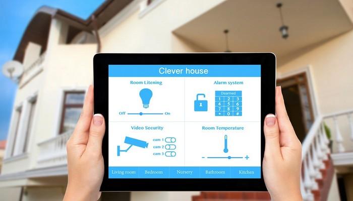 Тестирование технологий систем «Smart House».