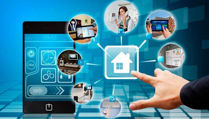 Больше возможностей в управление домом с системой «Smart House».