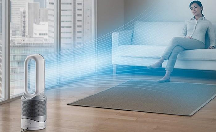 Гаджет для «умного дома»: Dyson Pure Hot + Cool Link Purifier.
