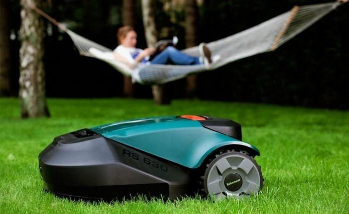 Гаджет для «умного дома»: Robotic Lawn Mower.