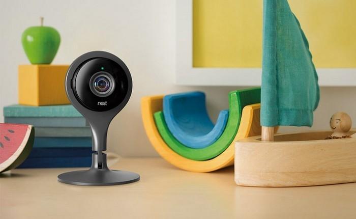 Гаджет для «умного дома»: Nest Indoor Security Camera.