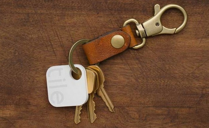 Гаджет для «умного дома»: Tile Key Finder Tracker.