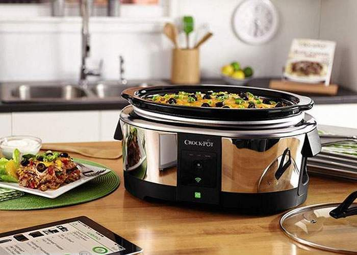 Умный кухонный девайс: «Crock-Pot Wemo».