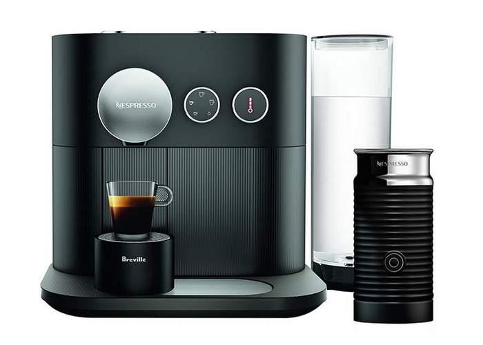 Умный кухонный девайс: «Nespresso Expert Espresso».