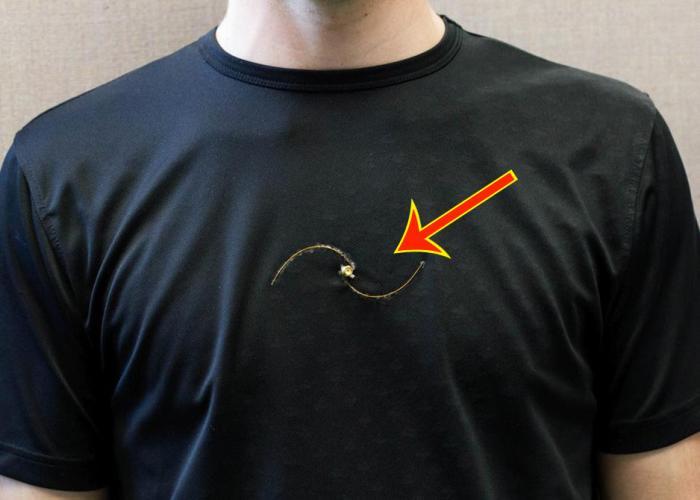 «Умная» футболка, которая поможет справиться с болезнями лёгких