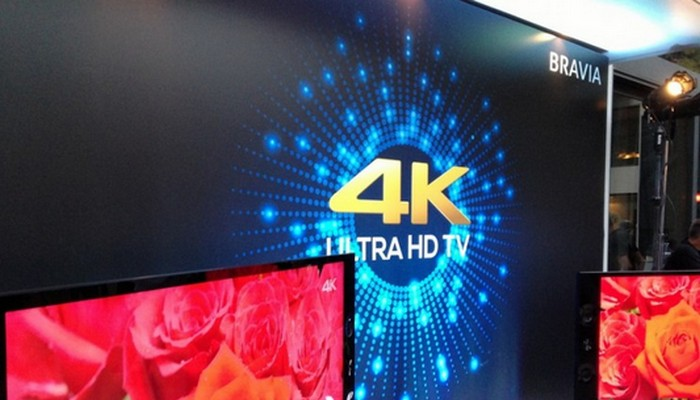 Смарт телевизор Sony Bravia OLED TV.
