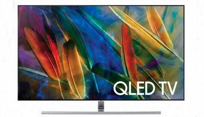 Смарт телевизор Samsung 75 Smart QLED.