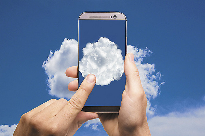 Со смартфона всегда есть доступ в облако.